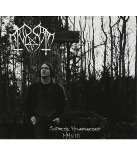 Supreme Misanthropy -1 CD Digipack Deluxe