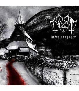 Helveteshymner -1 CD Digipack Deluxe