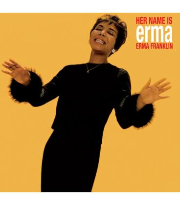 Her Name Is Erma Franklin (1 LP)