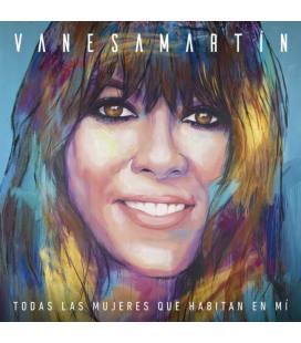 Todas Las Mujeres Que Habitan En Mi (2 CD-2 LP)