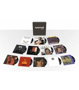 Discografía Serrat (12 LP)
