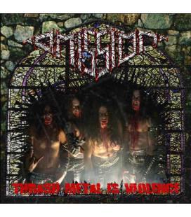 Thrash Metal is Violence (1 CD)
