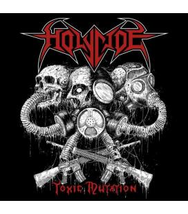 Toxic Mutation (1 CD Maxi Single)