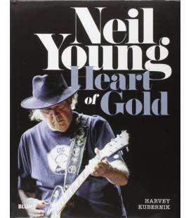 Neil Young - Heart Of Gold (1 Libro)