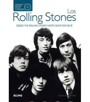 Los Rolling Stones -Historias Detras De Las Canciones - Desde Rolling Stones Hasta Black And Blue (1 Libro)