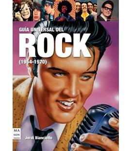 Guia Universal Del Rock (1954-1970) (1 Libro)