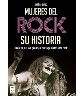 Mujeres Del Rock - Cronica De Las Grandes Protagonistas Del Rock (1 Libro)