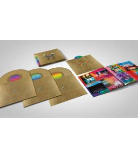 Live In Buenos Aires/Live In Sao Paulo/A Head Full Of Dreams (3 LP-2 DVD)