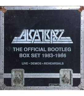 The Official Bootleg Box Set 1983-1986 (6 CD)