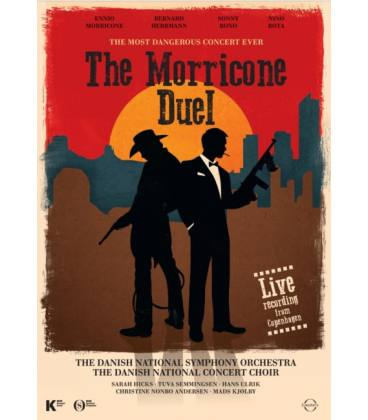 The Morricone Duel-The Most Dangerous Concert Ever (1 DVD)