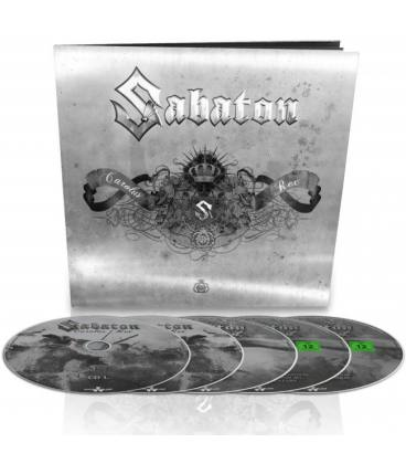 Carolus Rex (3 CD-2 Blu Ray EARBACK)