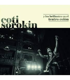 Coti Sorokin Y Los Brillantes En El Teatro Colón (1 CD+1 DVD)