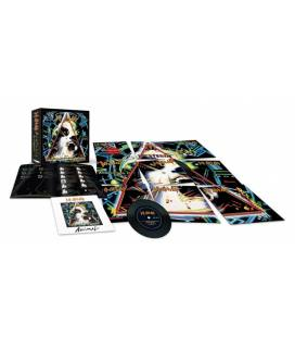 """Hysteria: The Singles (Box Set: 10 LP 7"""")"""