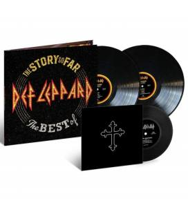 The Story So Far?The Best Of Def Leppard (3 LP)