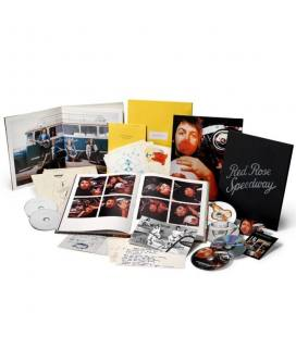 Red Rose Speedway (Box Set Superdeluxe:3 CD-2 DVD-1 BLU RAY)
