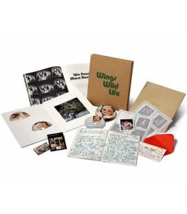 Wild Life (Box Set Superdeluxe: 3 CD-1 DVD)
