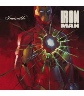 Get Rich Or Die Tryin' (Marvel Hip-Hop Variant Cover Edition - Invincible Iron Man) (2 LP)
