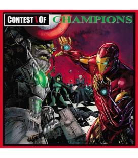Liquid Swords (Marvel Hip-Hop Variant Cover Edition - Contest Of Champions) (2 LP)