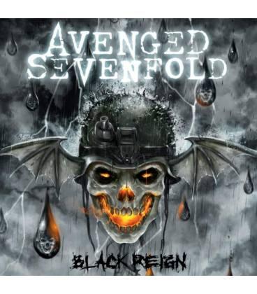 Black Reign (1 LP EP)