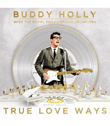 Buddy Holly Strings (1 LP)