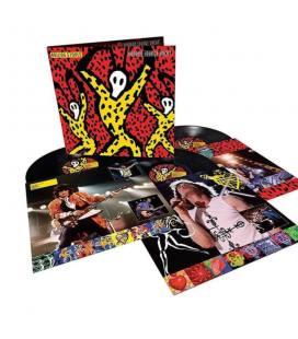 Voodoo Lounge Uncut (3 LP Rojo Ed. Limitada)