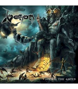 Storm The Gates (1 CD)