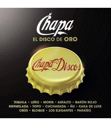 """Chapa """"El Disco de Oro"""" (1 CD)"""