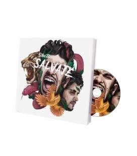 Salvaje (1 CD LIBRO)