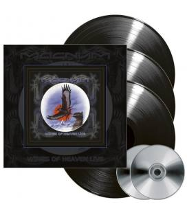 Wings Of Heaven Live (3 LP+2 CD)