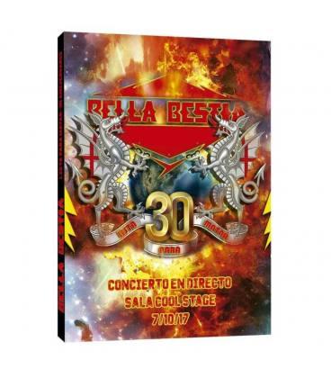 30 Aniversario Lista para Matar, concierto en directo Sala Cool Stage (2 DVD)