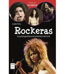 Rockeras - Las Protagonistas De La Historia Del Rock (1 Libro)