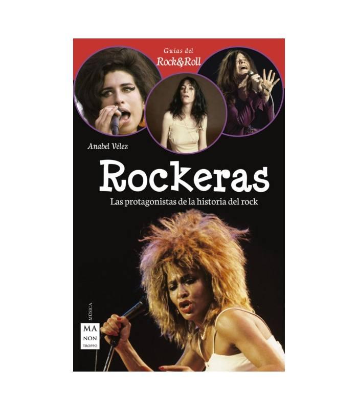 Top 5 libros: icónicas mujeres en el rock