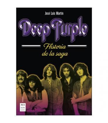 Deep Purple - Historia De La Saga (1 Libro)