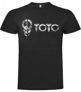 Toto Logo Camiseta Manga Corta