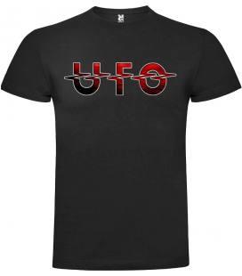 Ufo Logo Camiseta Manga Corta