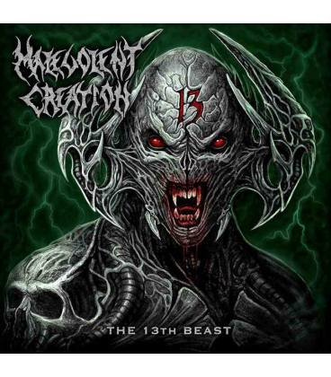 The 13Th Beast (1 CD)