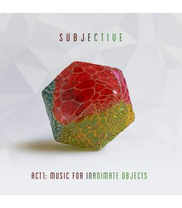 Act One - Music For Inanimate Objects (1 CD)