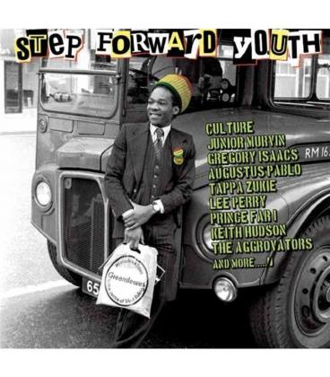 Step Forward Youth (1 LP)