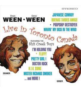 Live In Toronto (2 LP Color)