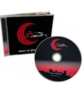 Amor en Granada (1 CD EP)
