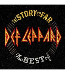 The Story So Far?The Best Of Def Leppard (2 LP Deluxe)