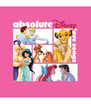 Absolute Disney: Love Songs (1 CD)