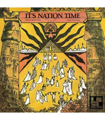 It's Nation Time - African Visionary Music (1 LP)
