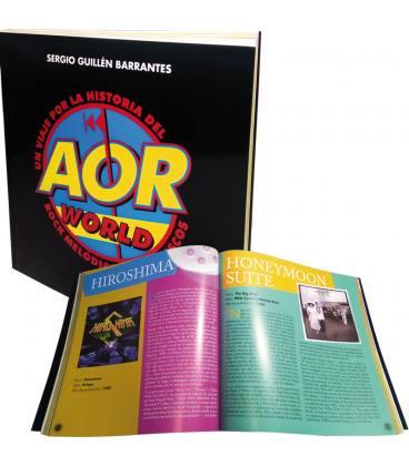 AOR WORLD (1 Libro)