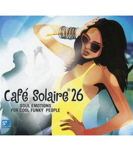 Café Solaire Vol.26 (2 CD)