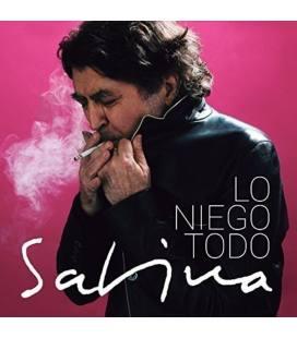 Lo Niego Todo (1 CD Cristal)