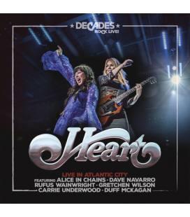 Live In Atlantic City (1 CD+1 BLU RAY)