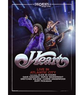 Live In Atlantic City (1 DVD)