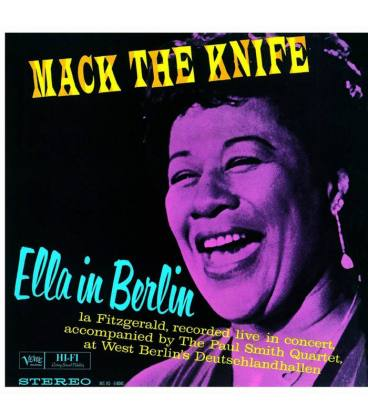 Mack The Knife: Ella In Berlin (1 LP)