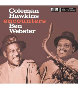 Coleman Hawkins Encounters Ben Webster (1 LP)